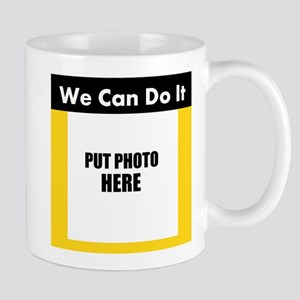 Make Your Own Rosie the Riveter Photo Mugs