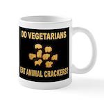 VEGETARIANS.jpg Mugs