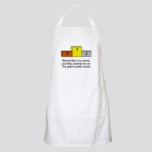 Remember My Name BBQ Apron