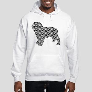 Spanish Water Dog Hooded Sweatshirt