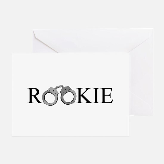 Rookie Greeting Card