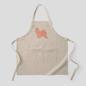 Tibetan Terrier BBQ Apron