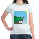 Lemming Individualists Jr. Ringer T-Shirt