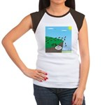 Lemming Individualists Junior's Cap Sleeve T-Shirt
