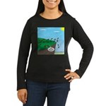 Lemming Individua Women's Long Sleeve Dark T-Shirt