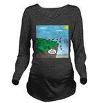 Lemming Individualis Long Sleeve Maternity T-Shirt