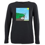 Lemming Individualists Plus Size Long Sleeve Tee