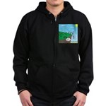 Lemming Individualists Zip Hoodie (dark)