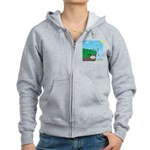 Lemming Individualists Women's Zip Hoodie
