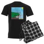 Lemming Individualists Men's Dark Pajamas