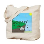 Lemming Individualists Tote Bag
