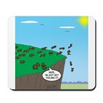Lemming Individualists Mousepad