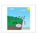 Lemming Individualists Small Poster