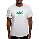 Winged Fist Light T-Shirt