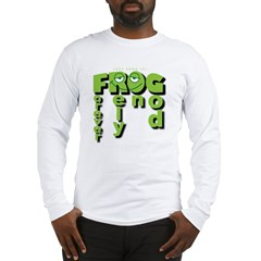 Forever Rely On God! Long Sleeve T-Shirt