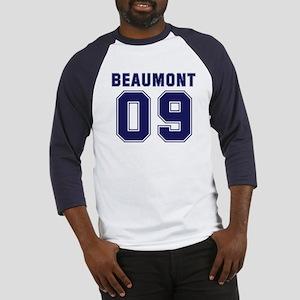 BEAUMONT 09 Baseball Jersey