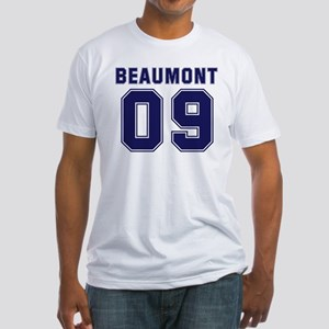 BEAUMONT 09 Fitted T-Shirt