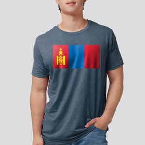 Flag of Mongolia T-Shirt