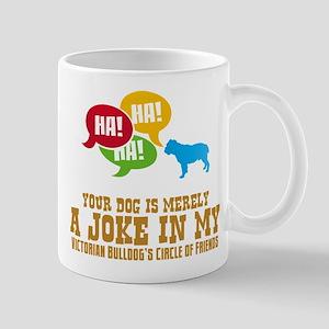Victorian Bulldog Mug