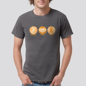 Peace Love Orange Hope Mens Comfort Colors® Shirt