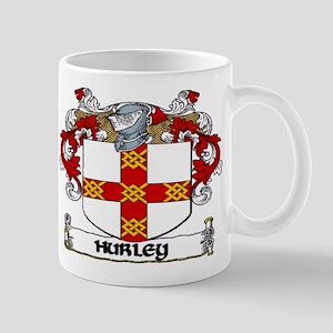 Hurley Coat of Arms Mug
