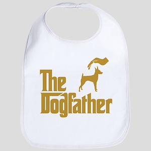 Toy Fox Terrier Bib