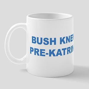 Bush Knew Mug