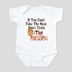 Don't tickle the Dragon Infant Bodysuit