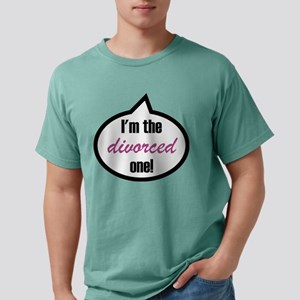 I'm the divorced one! Women's Dark T-Shirt