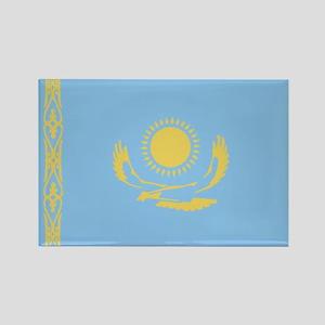 Kazakhstan Rectangle Magnet