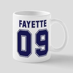 FAYETTE 09 Mug
