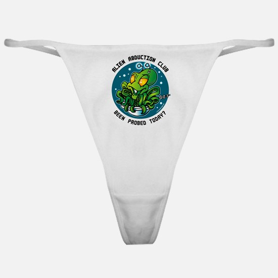 Alien Abduction Club Classic Thong