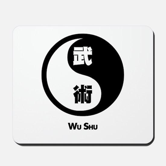 Wu Shu Mousepad