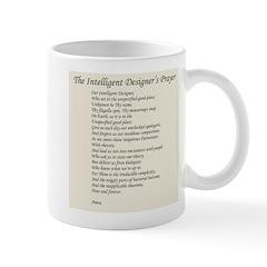 ID Prayer Mug