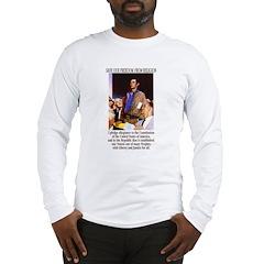 New Pledge Long Sleeve T-Shirt