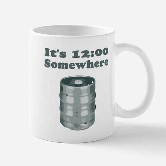 It's 12:00 Somewhere Mug