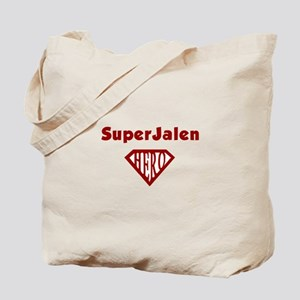 Super Hero Jalen Tote Bag