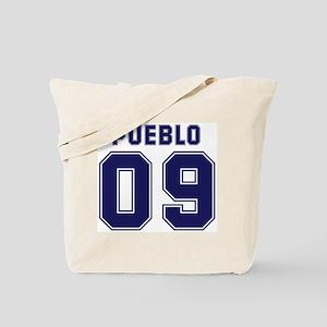PUEBLO 09 Tote Bag