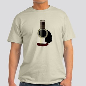acoustic guitar Light T-Shirt