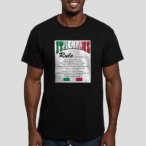 Italians Rules T-Shirt