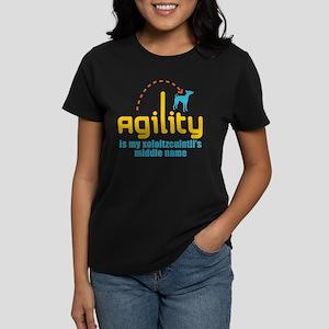 Xoloitzcuintli Women's Dark T-Shirt