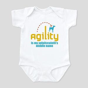 Xoloitzcuintli Infant Bodysuit