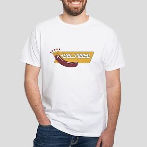 King Salami White T-Shirt