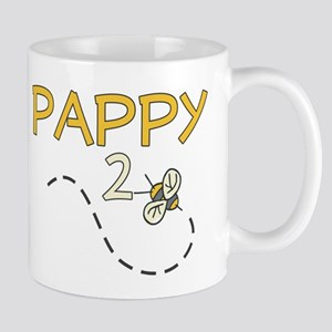 Pappy to Be (Bee) Mug