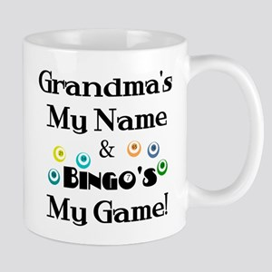 Grandma and Bingo Mug