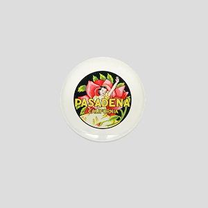 Pasadena California Mini Button