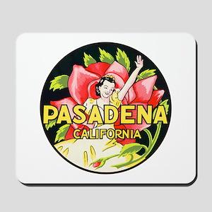 Pasadena California Mousepad