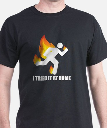 Cute I tried it at home T-Shirt