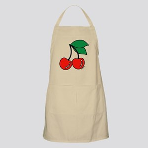 Cherries BBQ Apron