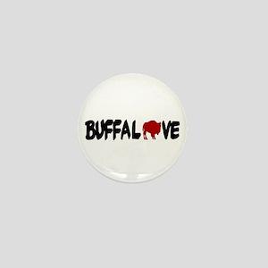 Buffalove Mini Button
